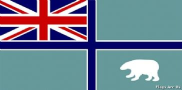 British Arctic Territory  (Civil Air Ensign)